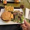 フランス旅行で食べたもの:紫・青・黄色のカリフラワー他