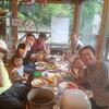 奈良の山村の人情