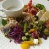 日本橋のホテル、マンダリンオリエンタル併設レストラン『ヴァンタリオ』でランチヴュッフェ