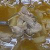 鶏肉と大根のピリ辛煮