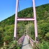 自然満喫の「ピョウタンの滝」と「岩内仙峡」、とにかく広い「八千代牧場」(続き)(北海道・十勝その5)