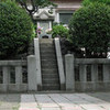 平賀源内の墓と妙亀塚