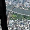 人生初の東京スカイツリー登頂