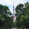 東京タワーの周りを撮り歩いてみた