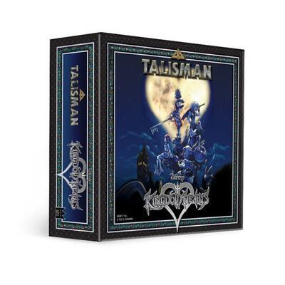 『キングダム ハーツ』がRPGボードゲーム『タリスマン』に!海外メーカーから発表