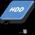 外付けHDDのノイズ・振動音対策について