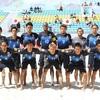 ワールドカップ2戦目:タヒチ