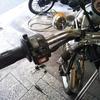 #バイク屋の日常 #ヤマハ #ブロンコ #クラッチレバー交換 #ブーツ #純正品番