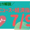 【2019.7.9(火)】今日のFXニュース~経済指標や材料など~【FX初心者さん向けに解説】★動画あり
