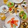 【和食】酢飯でサーモンイクラ丼/Salmon Bowl with Sushi-Rice(including Recipe in English)