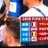 【ロシアW杯】優勝はフランス!決勝戦の感想とか表彰式とか