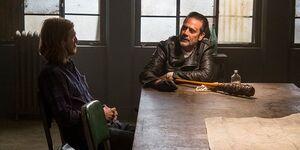【ウォーキング・デッド】シーズン8第15話の感想あらすじネタバレ:聖域でクーデター勃発か