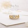 'Tiara ring'  『LADY TIARA/レディティアラ』 (高松 人気 婚約指輪)