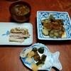 幸運な病のレシピ( 2382 )昼:カマス塩焼き、焼き茄子
