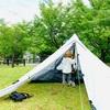 テンカラ道具考:激安UL軽量テント、意外と源流テンカラにもいいかも