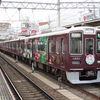 鉄道の日常風景12…阪急崇禅寺駅20190127