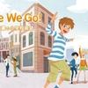 小学校の英語の教科書は『Here We Go!』でした