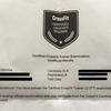CrossFit Level3 認定資格取得への道 ⑫ 受験と結果