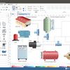 Linux上のP&ID ソフト - 配管計装図を簡単に書く