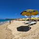 バリ島「ゲゲールビーチ」(Geger Beach)、ヌサドゥア地区では透明度が高いパブリック・ビーチ