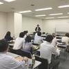 朝日新聞社主催の朝日新聞社内向け「最新の葬儀・お墓事情勉強会」にて講師を務めました