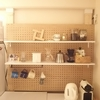 【キッチン】有効ボードで壁面収納DIY ひとまず完成!