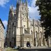 イギリスのカンタベリーでイギリス最大の大聖堂を見学、その足でフランスへ車で帰る