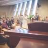 【写真】牛田教会での、ちいさな結婚式 その6