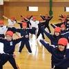 1の3授業研(体育) 6年:防災学習会