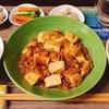 麻婆豆腐とミートソースを同時進行で作ってみた('◇')ゞ