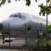 【Bangkok】DongMueang空港北側のMD-82(撤去済、記録)
