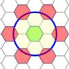 近傍点探索のためのHexagonal Grid(その2)