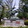 武蔵野市編 彫刻放浪:三鷹→武蔵関→西荻窪(1)