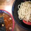 三田製麺所 辛つけ麺並あつ盛