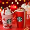 【スタバ】クリスマスストロベリーはいつまで?カロリーとみんなの感想まとめ