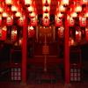 湊川神社で参拝。清浄で赤い神戸の朝(みなとがわじんじゃ・神戸)