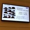 """METAFIVE """"WINTER LIVE 2016"""" @Zepp DiverCity Tokyoを観る"""