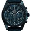 """ジンチェンの世界は、高級ブライトリングコピー販売通販ベントレーGTの間に手首を楽しむ """"ブラックサファイア""""限定版のクロノグラフの腕時計-www.gooir.com"""