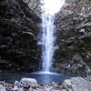 深戸谷から水無滝・逢ヶ山へのハイキング(その2)深戸谷後半