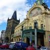 ハンガリー&チェコ旅「中欧をめぐる旅!チェコのプラハを歩く!華麗な市民会館にうっとり」