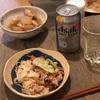 焼きビーフン、ノンアルコールビール