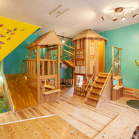 【金沢】木とふれあえる可愛い遊び場!木の工作もできちゃう「やまのおうち」【子どもとあそぼう!】