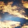 空模様、宇宙模様。