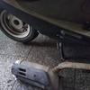 #バイク屋の日常 #ホンダ #ブロード #レア車 #タイヤ交換