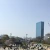 大阪城公園に行ってきました