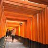 【京都はんなり女子旅】其の三 ごった返す千本鳥居はめくるめく朱色のラビリンス【伏見稲荷】