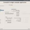 pygameのGUIフレームワーク(2)