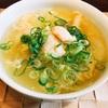 10分で超簡単!!鶏皮と卵の濃厚中華スープ