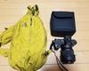 グレゴリーのスリングバッグ「スケッチ8」をカメラバッグ風に仕上げる