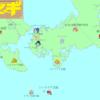 マギの世界地図改良版